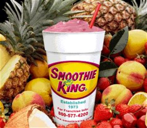 Smoothie King Detox Drink by 100 Smoothie King Recipes On Strawberry Juice