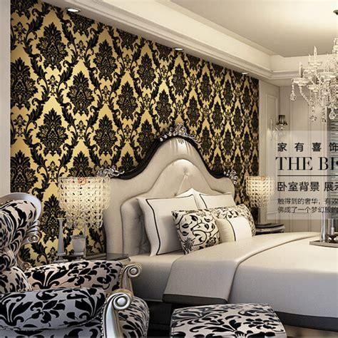 black gold wallpaper living room black and gold living room wallpaper