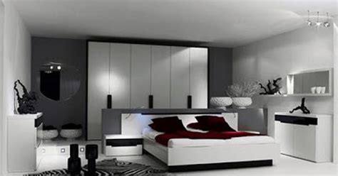 desain interior kamar tidur utama minimalis modern