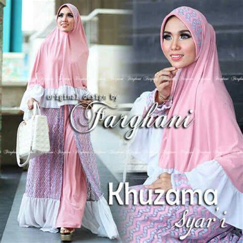 Khimar Non Pet Risty Syari Size Jumbo Xl Baru busana muslim koleksi terbaru