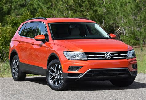 2019 volkswagen tiguan review 2019 volkswagen tiguan se review test drive