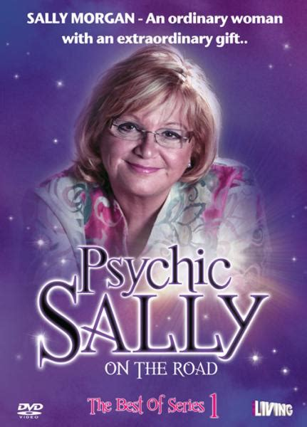 sally on the road psychic sally on the road best of series 1 dvd zavvi