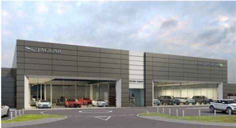 jaguar land rover dealership plans for vardy jaguar land rover site car