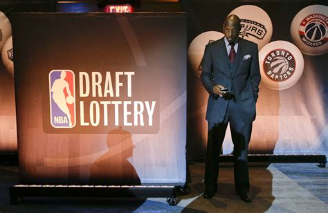 nba announces draft lottery will be held in chicago