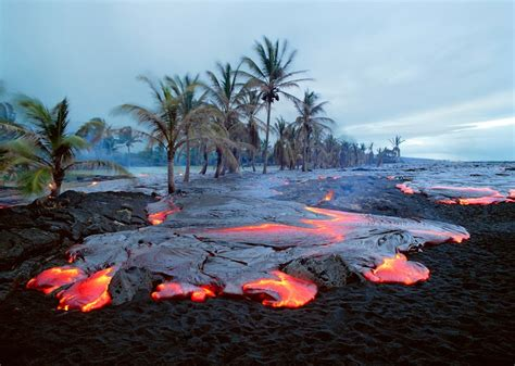 volcanic beach kamoamoa volcano beach hawaii wallpapers hindi