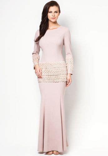 Camelia Baju Muslim Batik Kode706041 camelia dress by jovian mandagie zalora kebaya baju