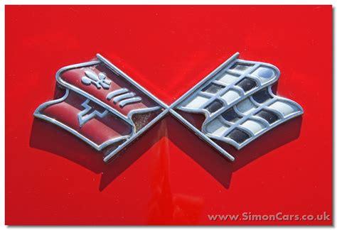 corvette stingray badge simon cars chevrolet corvette c3