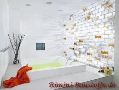 wand aus glasbausteinen glasbaustein aus muranoglas modernes design auf h 246 chstem
