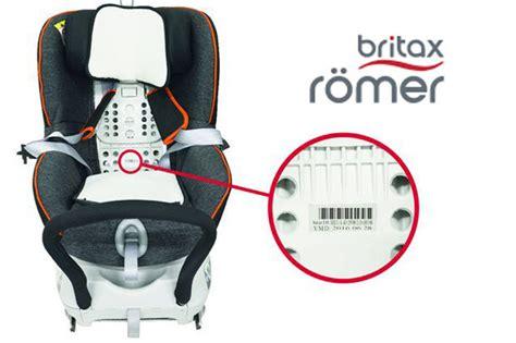 Britax Römer Dualfix Test by Child Car Seat Recall Britax R 246 Mer Issues Dualfix Recall