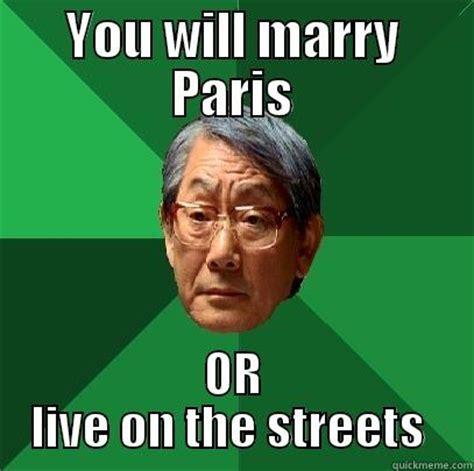 Paris Meme - lord capulet vs juliet quickmeme