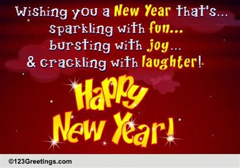 123 new year greetings cards sparkling new year wishes free fireworks ecards