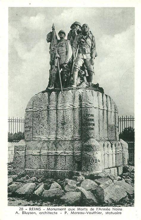 monument aux heros de larmee noire wikipedia