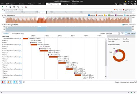 tutorial zoom javascript improve javascript performance analysis results with user