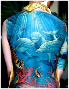 41 dise 241 os de tatuajes de delfines