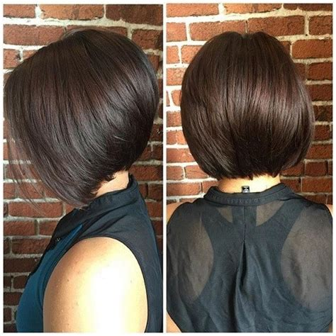 stacked bob haircut for women over 40 play with stacked cuts trendy hairstyles for women over