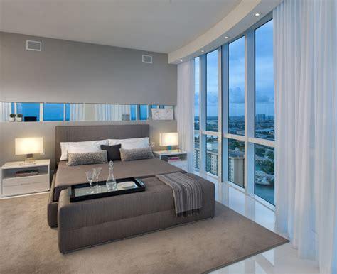 trump bedroom trump tower modern bedroom miami by ch