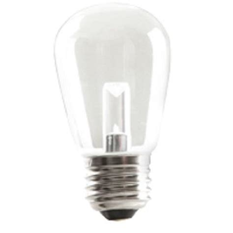 Are All Led Light Bulbs Dimmable Led S14 Dimmable E26 Medium Sign Retail Light Bulb All Colors Available Ebay
