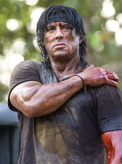 rambo film making sylvester stallone rambo v not happening expendables