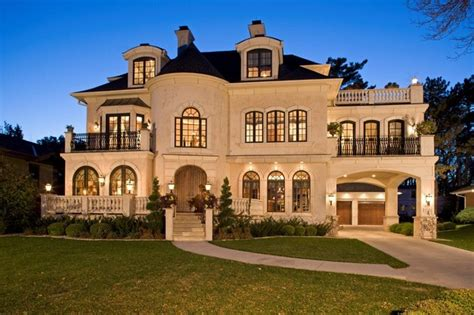 dream houses custom dream homes with luxury pool and garden amazing
