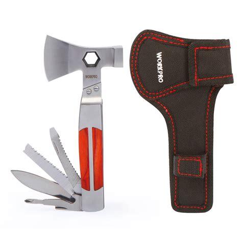 best heavy duty multi tool aliexpress buy 12 in 1 deluxe heavy duty multifunctional tool hammer axe with knife saw