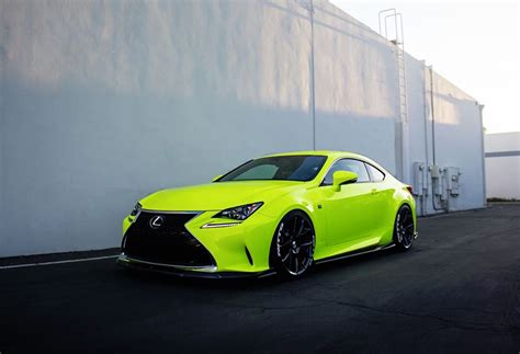 lexus rc 350 spoiler lexus transform a rc 350 f sport in a minute