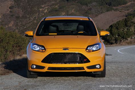 2014 Ford Focus St by Review 2014 Ford Focus St With The About Cars