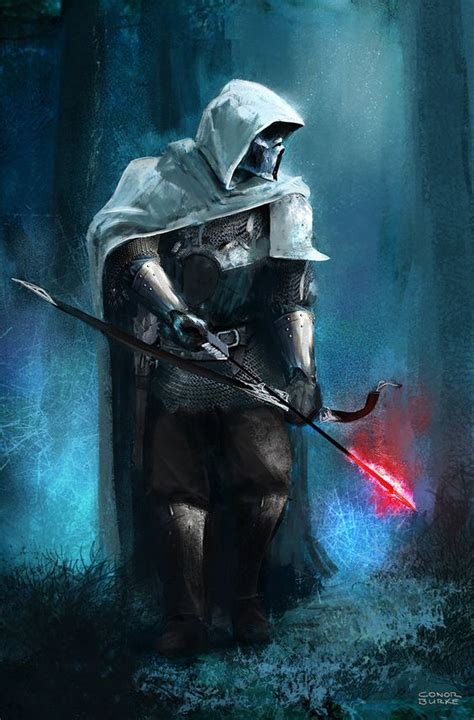 skyrim imperial scout armor imperial ranger fantasy scout trooper redesign conor