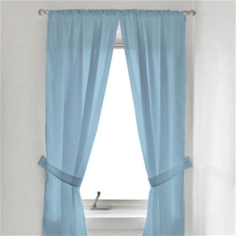 Blue Window Curtains Buy Blue Window Treatments Curtains From Bed Bath Beyond