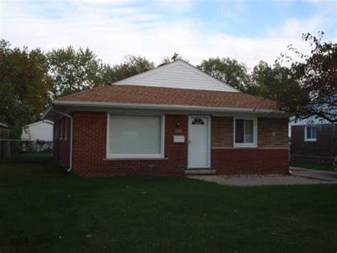 9349 Cornell St Taylor Michigan 48180 Reo Home Details Foreclosure Homes Free