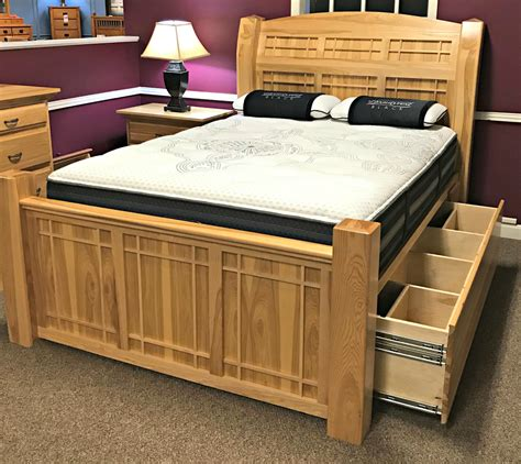bedroom furniture handcrafted pm sleep center eau