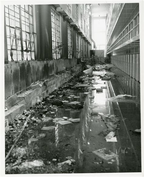 Oregon State Records Oregon State Penitentiary Prison Riot 1968