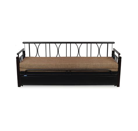Steel Sofa Bed Metal Sofa Metal Sofa Bed With Hydraulic Storage By Interiors Thesofa