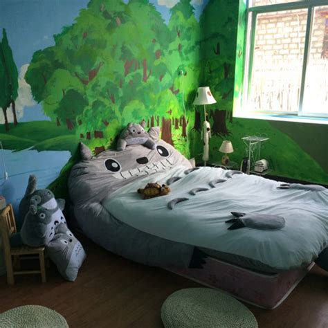 Totoro Sofa Bed by Totoro Bed Sofa Totoro Bed Totoro Sleeping Bag Fast