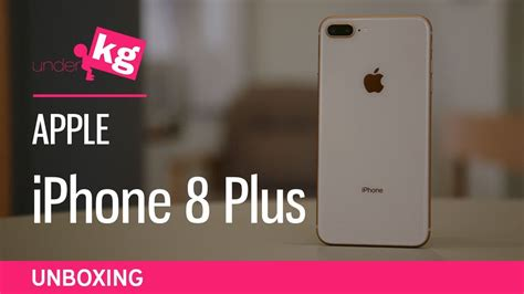 iphone 8 plus unboxing in all three colors 4k