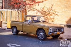 1973 Ford Courier The Peep 1973 Ford Courier