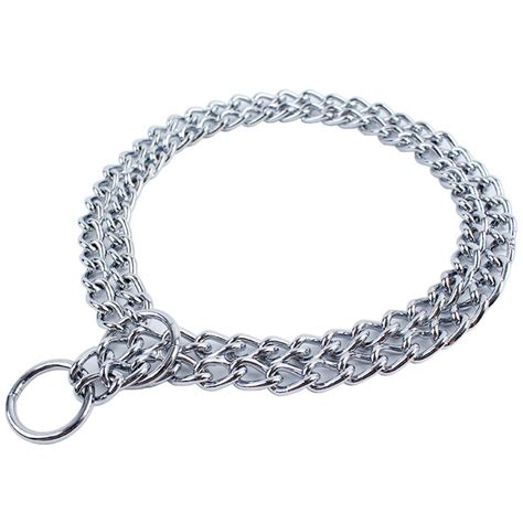 Stainless Steel Chain Choker twisted snake chain necklace stainless steel pet