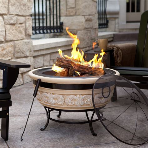 Fun Portable Outdoor Fire Pit Home Design By Fuller Portable Backyard Pit