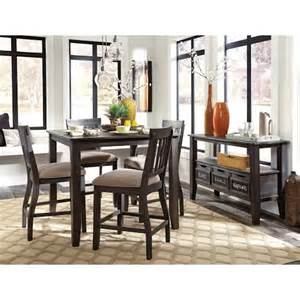 signature design by ashley dresbar casual dining room casual dining room