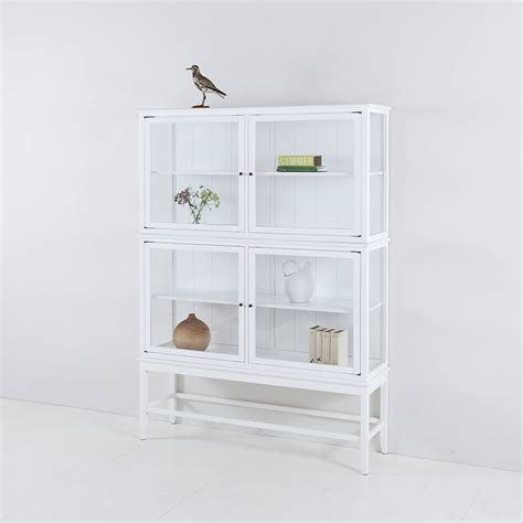 Scandinavian Bed scandinavian glass cabinet by nubie modern kids boutique