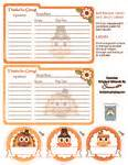 printable recipe cards for thanksgiving free printable recipe cards and labels