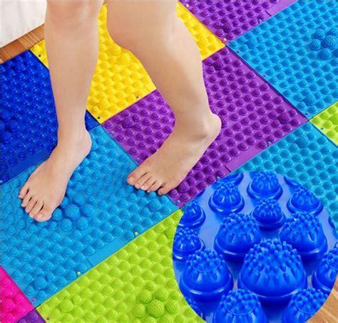 Foot Reflexology Acupressure Mat Alas Refleksi Pijat Kaki foot pad alas pijat efektif hilangkan pegal di kaki anda harga jual