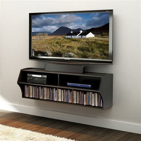 Tv Wall Mounts With Shelf by Tv Wall Mount With Shelves Decor Ideasdecor Ideas