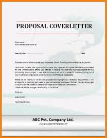 10 cover letter for cleaning proposal proposal template