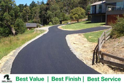 asphalt driveways melbourne driveways melbourne nelson asphalting