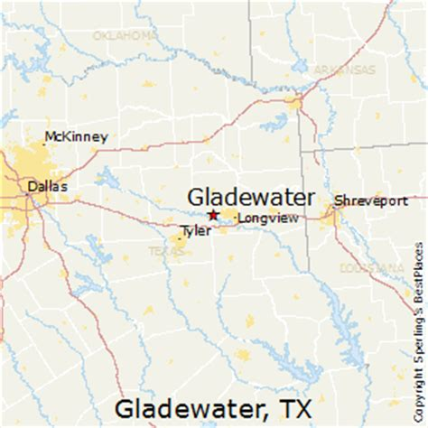 gladewater texas map best places to live in gladewater texas