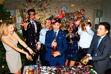 holiday office party etiquette tips reader s digest