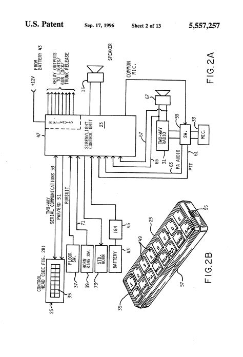 federal signal wiring diagram federal free engine image