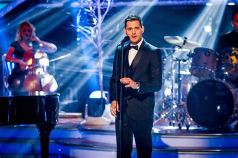 yuda singing lost michael buble strictly come dancing nicky byrne exits in week 10
