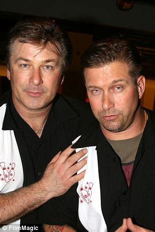 baldwin brothers that s right stephen baldwin slams alec s impersonation