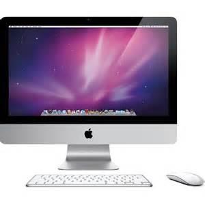 Apple Computer Desk Top Apple 21 5 Quot Imac Desktop Computer Mc508ll A B H Photo